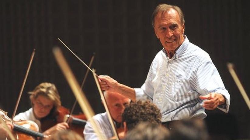 Lucerne Festival: Jetzt proben sie wieder: Claudio Abbado und seine Luzerner Freunde