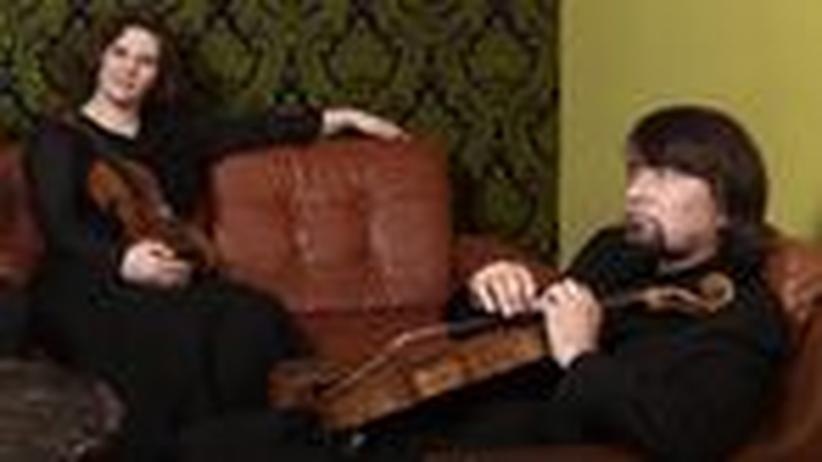 Artemis-Quartett: Ein fast frierendes Fis