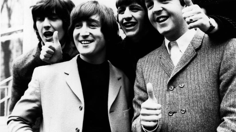 50 Jahre Beatles: Heilige Familie des Pop