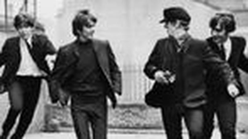 Fotostrecke 50 Jahre Beatles: Die Ballade von John, Paul, George und Ringo