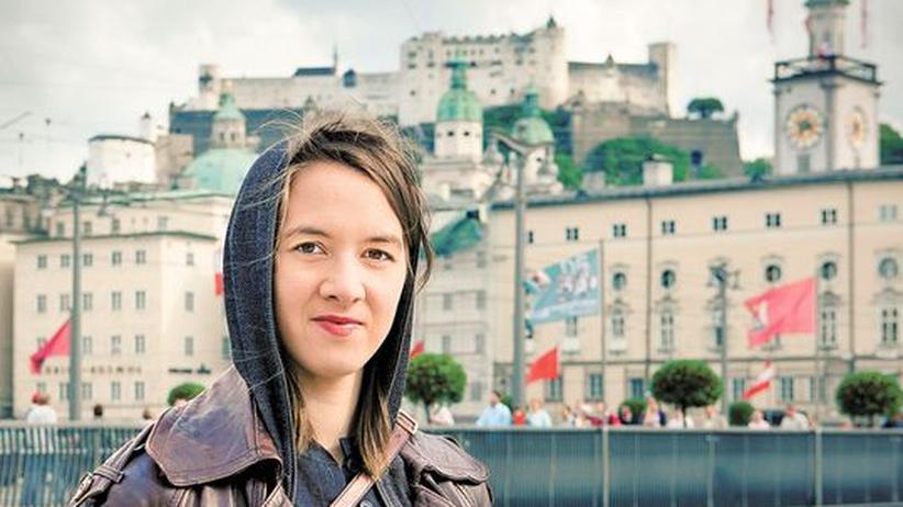 Sophie Hunger in Salzburg: »Darf ich es überhaupt wagen, einen Eindruck zu haben?«