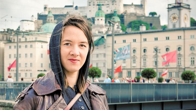 Sophie Hunger in Salzburg: Ich weiß: Die Festspiele sind gewaltig!