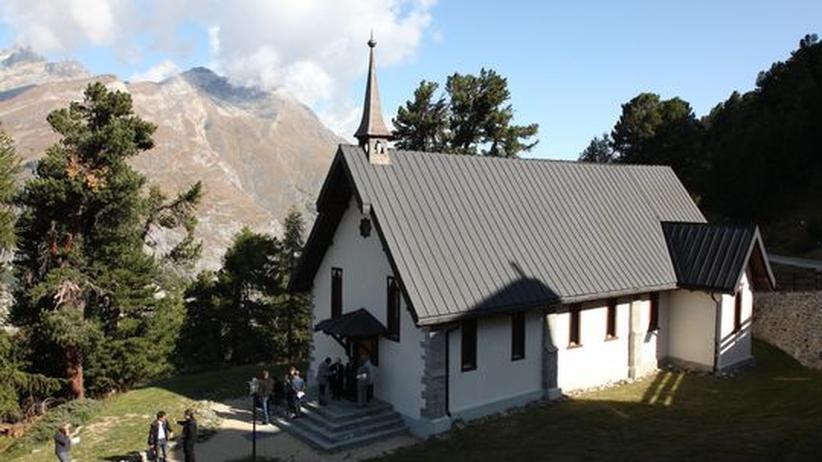 Zermatt-Festival: Die Riffelalpkapelle im Oberwallis wird einmal im Jahr zum internationalen Musikzentrum