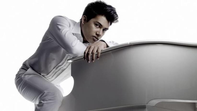 """Pianist Benyamin Nuss: """"Videospielmusik ist nicht banal!"""", sagt Benyamin Nuss"""