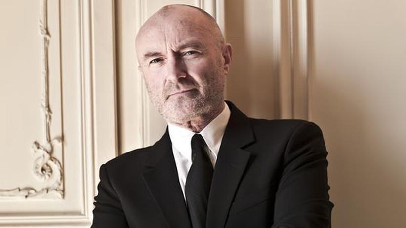 """Pop: """"Ich konnte die Achtziger ja nie besonders leiden"""", sagt Phil Collins"""