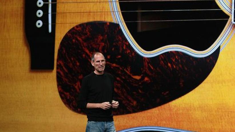 Apples Netzwerk: Und es hat Ping gemacht