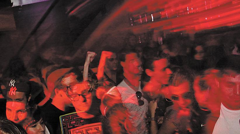 Clubbing im Harry Klein: Bis die Wände wackeln