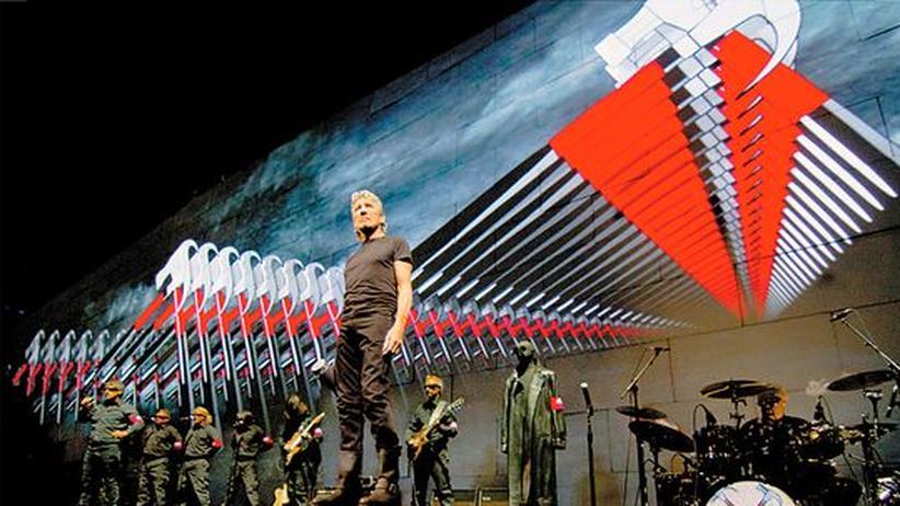 """""""The Wall"""": Der reiche Mann trainiert für den Aufstand: Roger Waters in Toronto"""