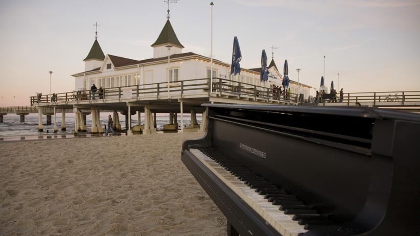 Usedomer Musikfestival: Horchposten gen Baltikum