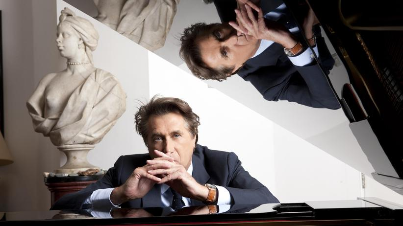 Bryan Ferry: Dandy in der Komfortzone
