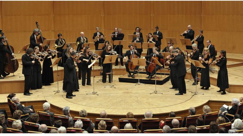 Concerto Köln: Tanzlehrer Bach? Das knallt!