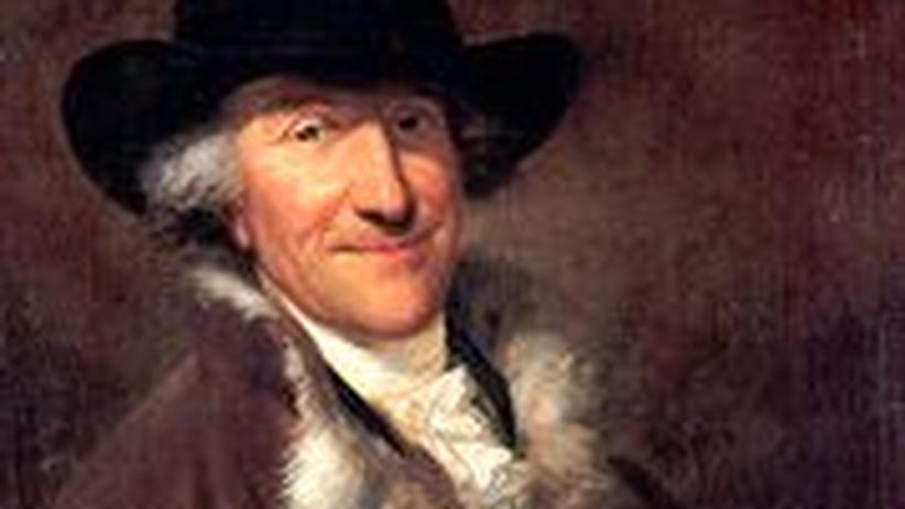 Zum 300. Geburtstag: Friedemann Bach in dem berühmten Porträt, das Georg Friedrich Weitsch zugeschrieben wid