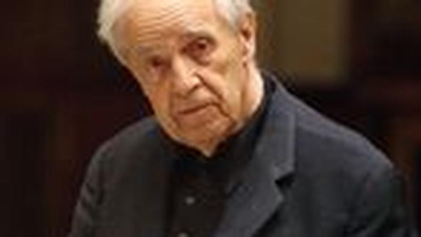 Pierre Boulez dirigiert: Szymanowski ist der Beste