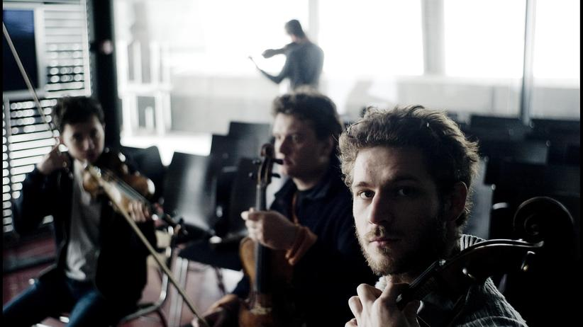 Quatuor Ebène: Sie lassen die Saiten glühen
