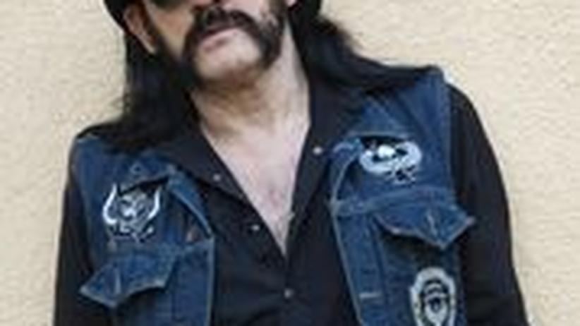 Motörhead-Jubiläum: Jeder sollte sich so gut fühlen, wie Lemmy Kilmister aussieht