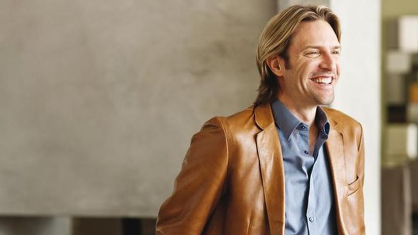Dirigent Eric Whitacre: Gotthilf Fischer reloaded