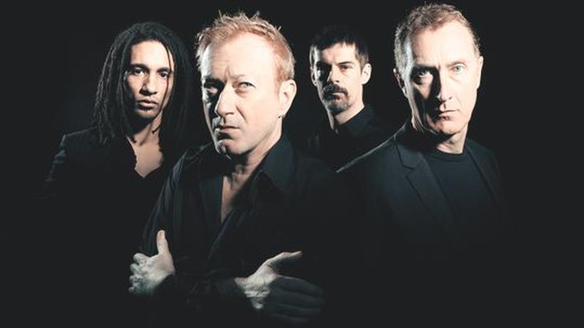 Rock von Gang Of Four: Die Band Gang of Four gründete sich 1977 im englischen Leeds