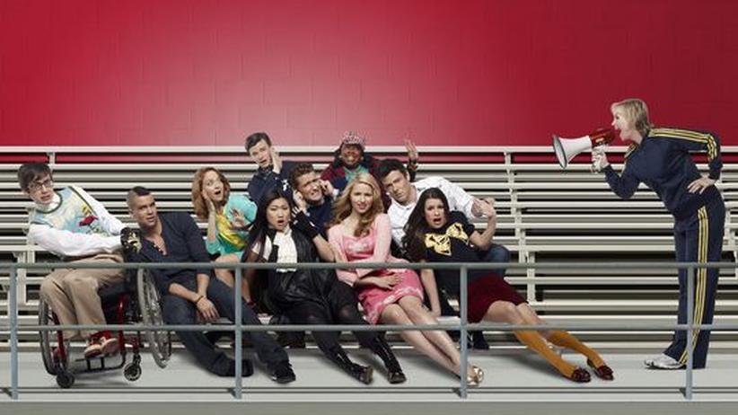 """Musical-Serie """"Glee"""": Die goldene Popverwurstungsmaschine"""