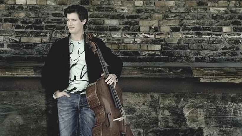 Maximilian Hornung: Maximilian Hornung ist 24 und ein preisgekrönter Cellist