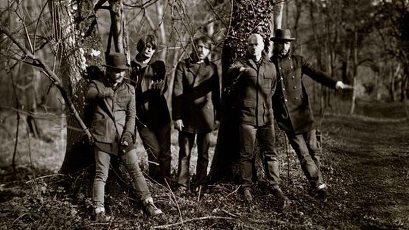 Neues Radiohead-Album: Radiohead, das Quintett aus Oxford
