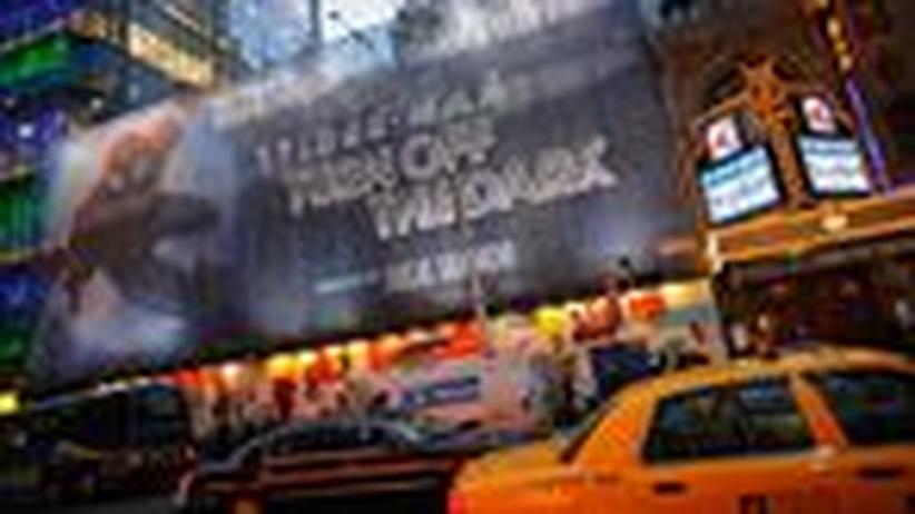 Broadway-Musical: Spider-Man ringt um Halt