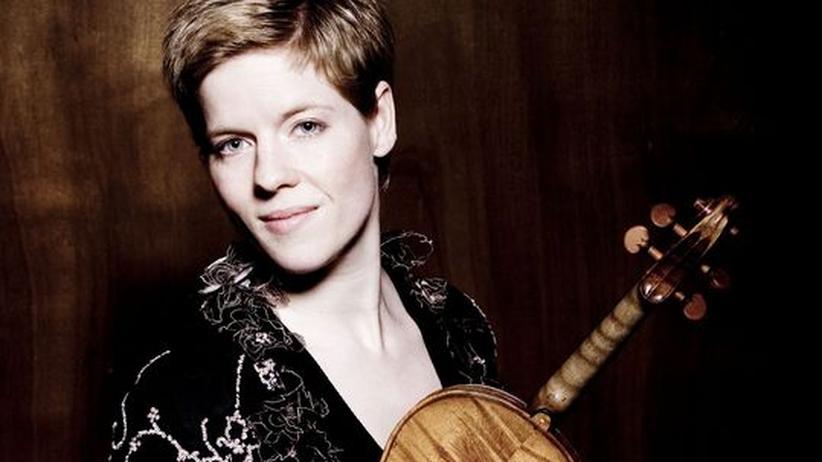 Geigerin Isabelle Faust: Bloß nicht auf jedem Ton beben!