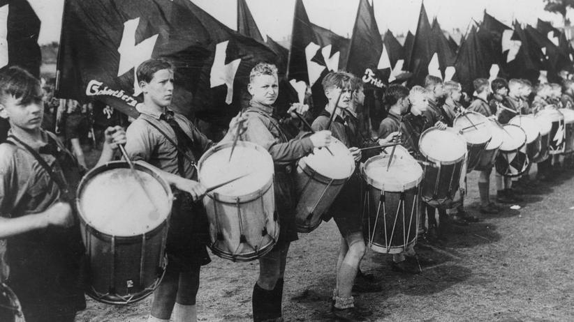 Volkslieder in der NS-Zeit: Herzilein, Du darfst ruhig traurig sein