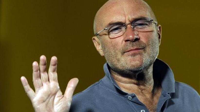 """Phil Collins: Erst im September hat Phil Collins sein neues Album """"Going Back"""" veröffentlicht"""