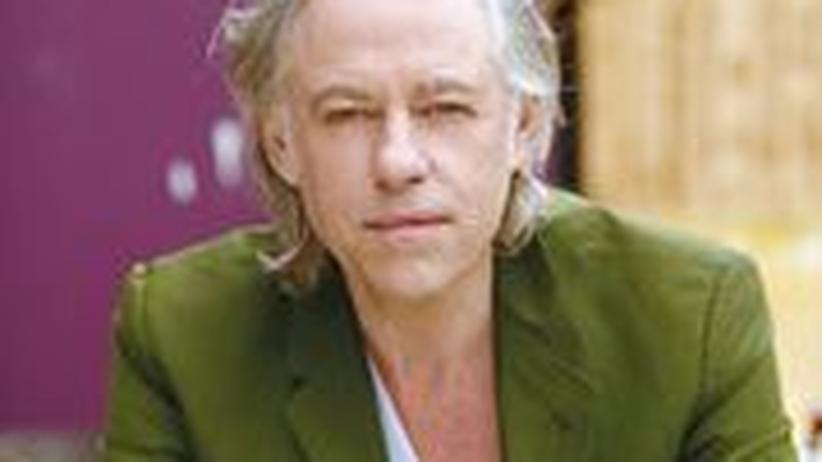 """Sir Bob Geldof: """"Finden Sie mich jetzt selbstgefällig?"""""""