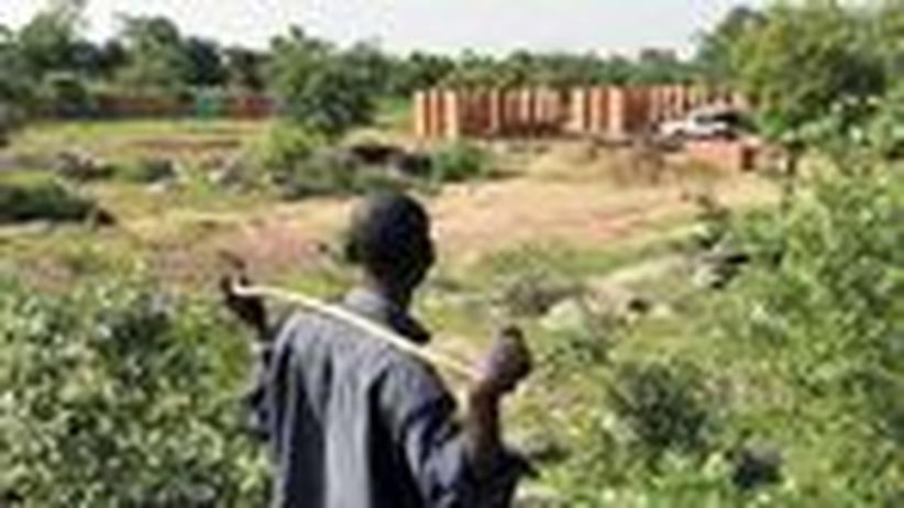 """Operndorf in Burkina Faso: """"Ich regel das von oben"""""""