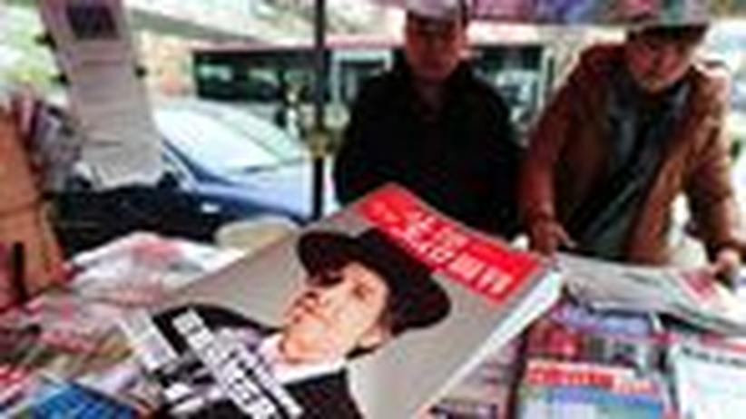Dylan in China: Manchmal glaubt man auch in Peking, die Freiheit zu schmecken