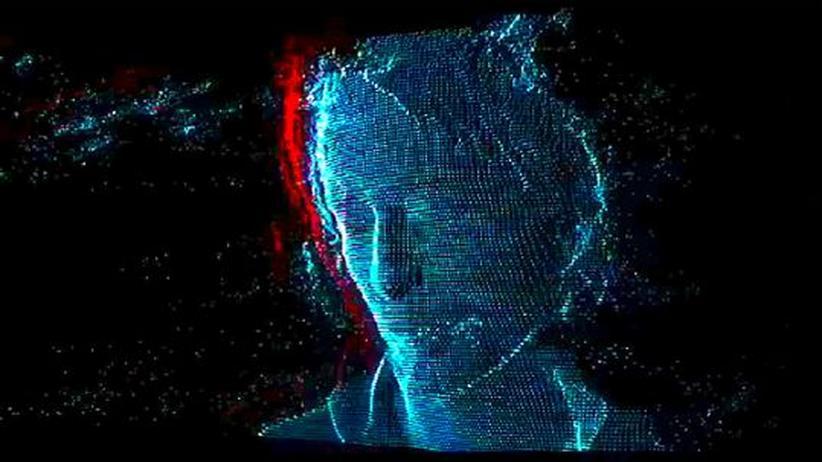 """Popkultur: Bild aus dem Video zu Radioheads """"House of Cards"""" von 2008"""
