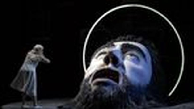 Osterfestspiele Salzburg: Salome und die sieben Doubles