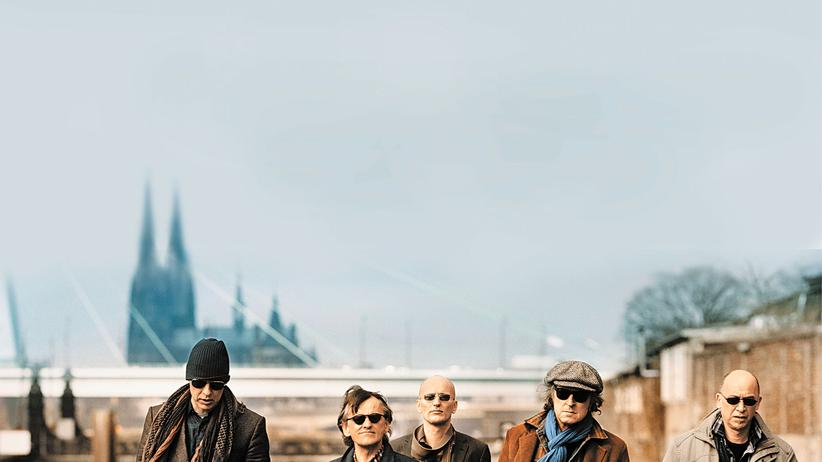 Rockgruppe BAP: Kunst-Malocher auf Schlössertour
