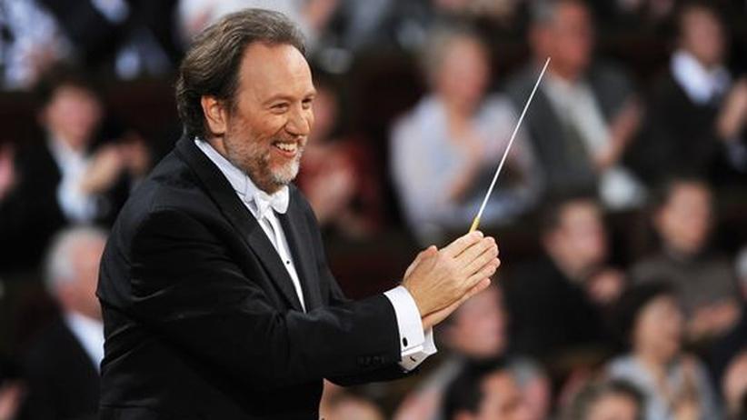 Gewandhausorchester: Riccardo Chailly am Pult des Gewandhausorchesters
