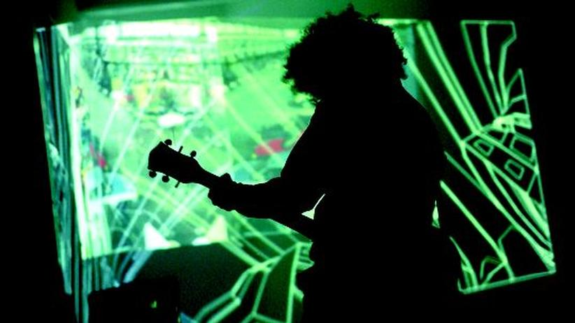 Visual Music Festival: Töne sehen, Bilder hören
