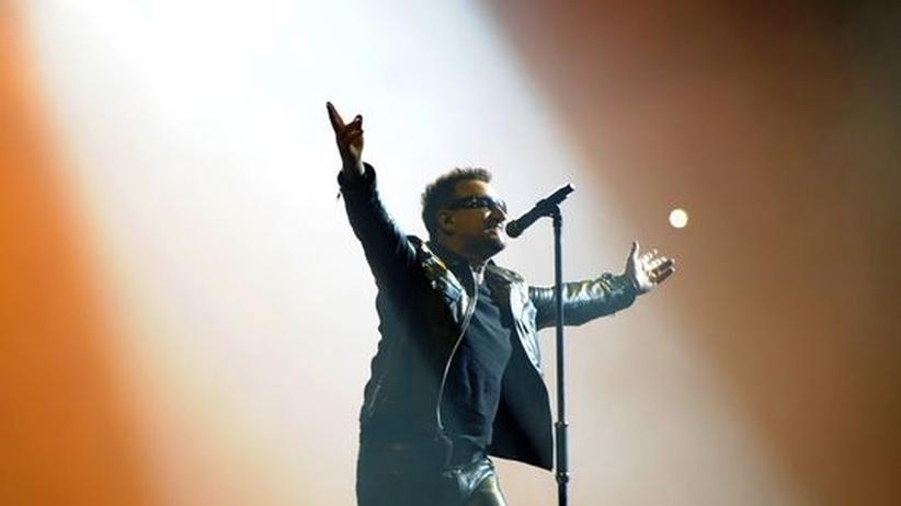 U2 in Glastonbury: Im Zweifel pro Bono