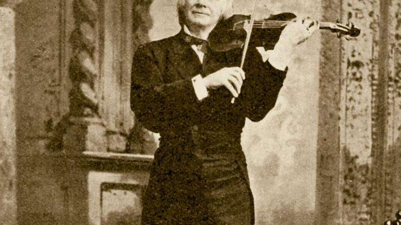 Komponist Ole Bull: Geigen auf der Cheopspyramide