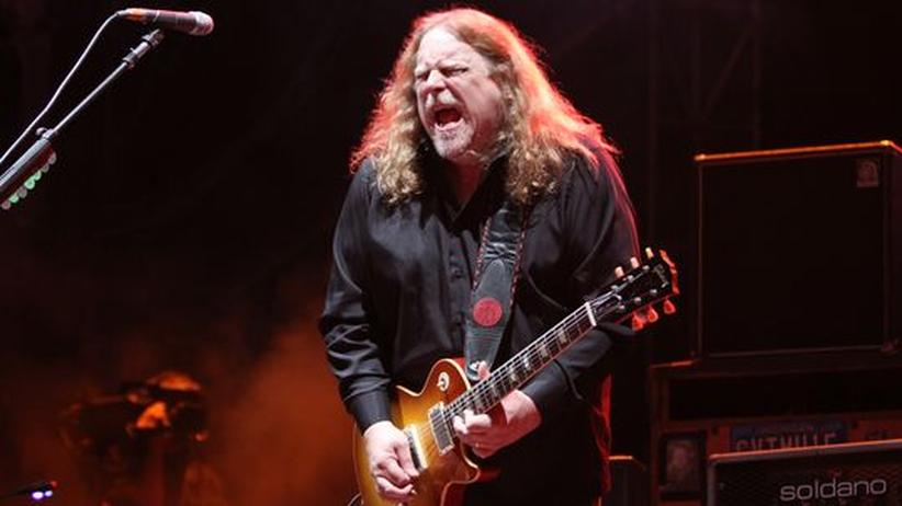 Allman Brothers im Konzert: Eine Woche im Gitarrensturm