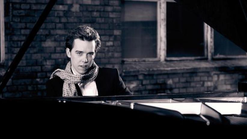 Pianist Ingolf Wunder: Der 25-jährige Österreicher Ingolf Wunder