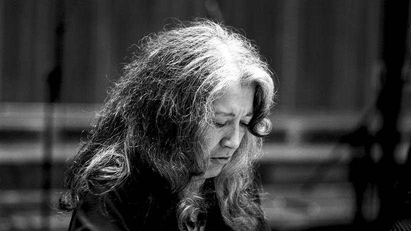 Pianistin Martha Argerich: Finger weg von meinen Haaren!