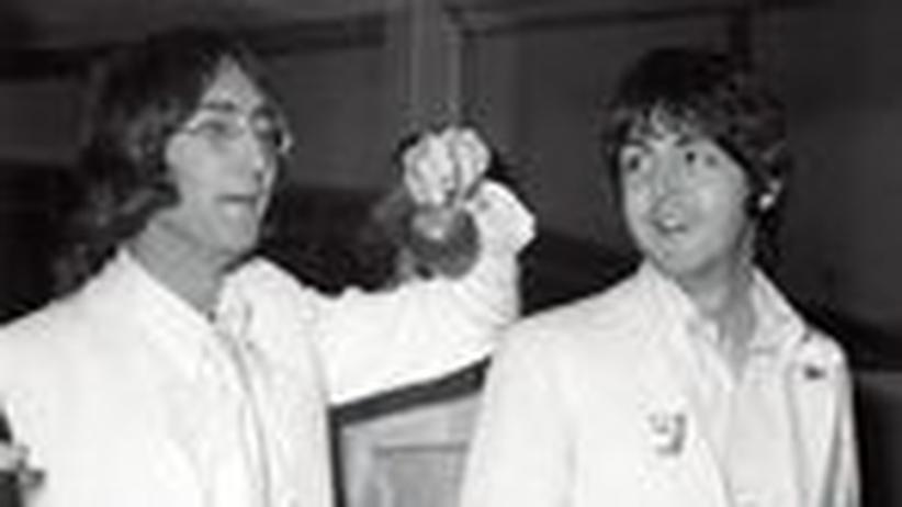 Popkultur: Die Beatles als Modephänomen