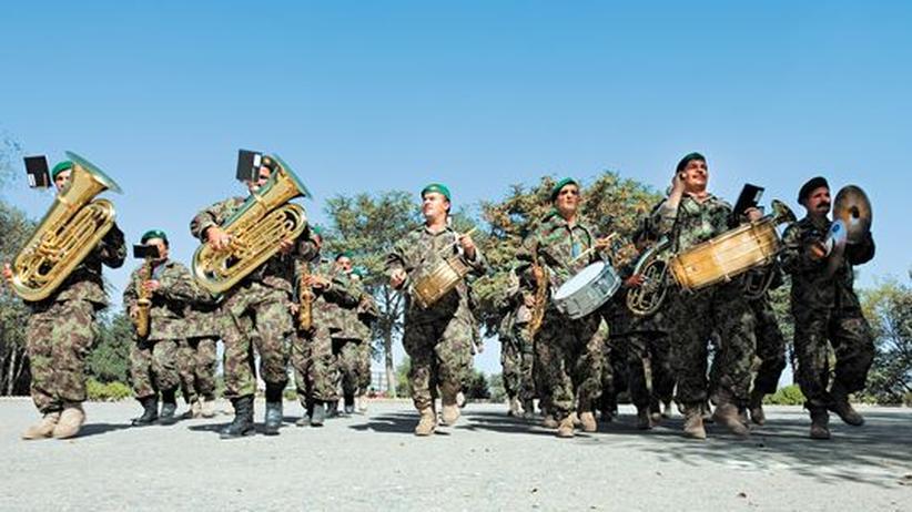 Militärmusik: Beethoven an den Hindukusch