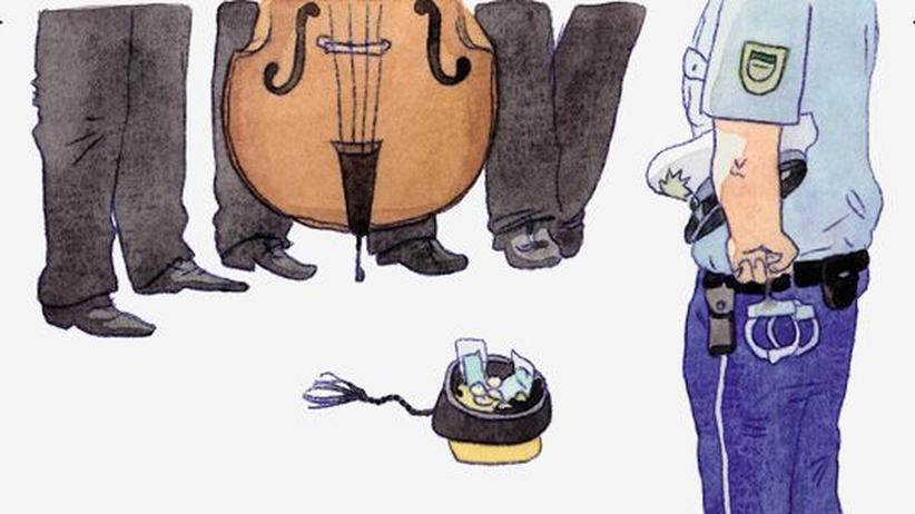 """Kinderlieder (2): """"Drei Chinesen mit dem Kontrabass"""""""