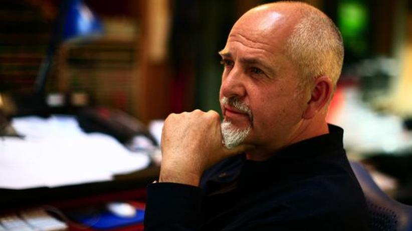 "Musiker Peter Gabriel: ""Ich kann die Zukunft riechen"""