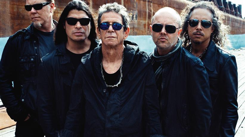 Lou Reed und Metallica: Lärm klang schon mal aufregender
