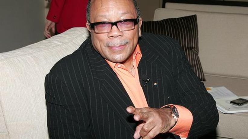 Musiker Quincy Jones: Du musst Platz für Gott lassen!
