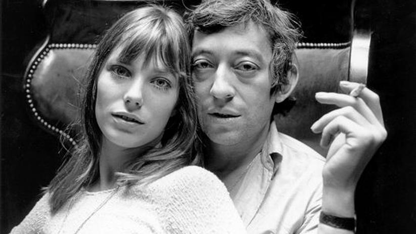 Frankreichs Sängerfamilie: Soap ohne Ende: Serge und Jane, Frankreichs Antwort auf John und Yoko
