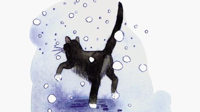 """Kinderlieder (13): """"A B C, die Katze lief im Schnee"""""""