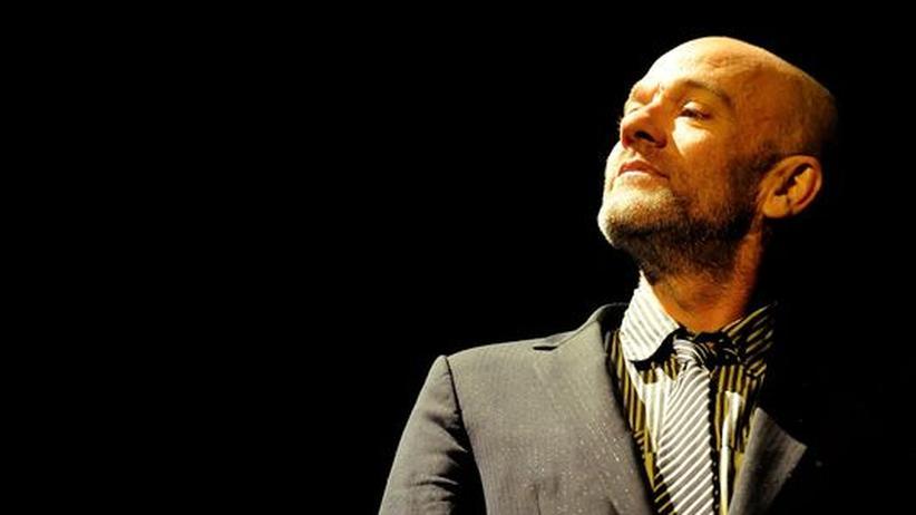 Michael Stipe von R.E.M.: Michael Stipe, Sänger von R.E.M.